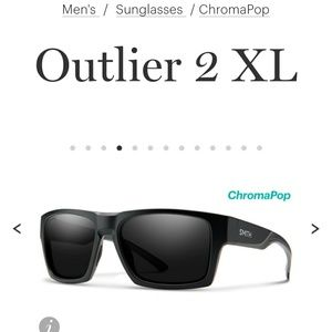 Nwt SMITH Outlier XL 2 SUNGLASSES